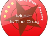Corey Biggs Presents Music is the drug art